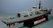 HMS Richmond, Type 23 Frigate, 1:350