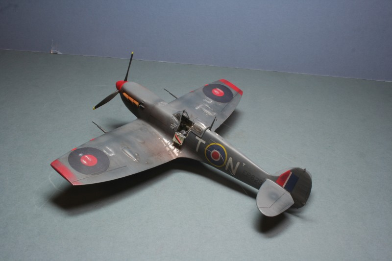 Spitfire Vb from Hasegawa