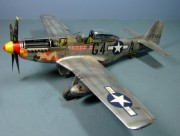 North American P-51 D Mustang, 357FG, 362 FS, USAAC, 1:32
