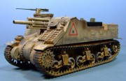 M7 Priest, 105 mm howitzer motor carriage, 1:35