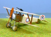 Nieuport 11, 22 CAS, Imperial Russian Air Force, 1:72