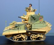 Vickers Light Tank VIB, 1:35