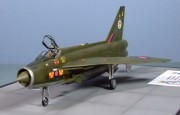 English Electric Lightning F.2A, 92 Sqdn, RAF Gutersloh, 1976, 1:72