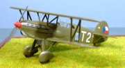 Avia 354, Czechoslovakian Air Force, 1:72