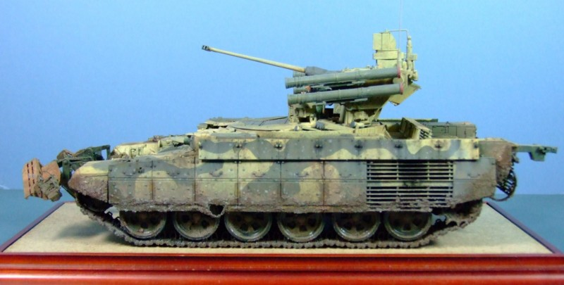 BMPT Terminator Tank Support Combat Vehicle, Russia, 1:35