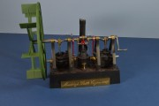 Paddle Steamer Engine from Airfix