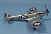 Spitfire Mk XVI, 17 Sqn Farnborough 1950