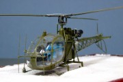 Alouette II, Army Air Corps, Januarry 1963, 1:48