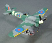 Hawker Typhoon, Airfix, 1:72