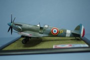 Spitfire MK IXE French Indochina 1948, 1:32