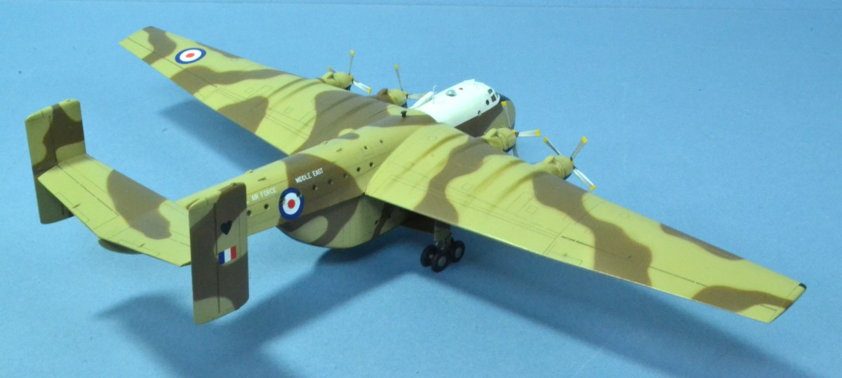 Blackburn Beverly, 84 Sqn, Aden 1967, 1:144